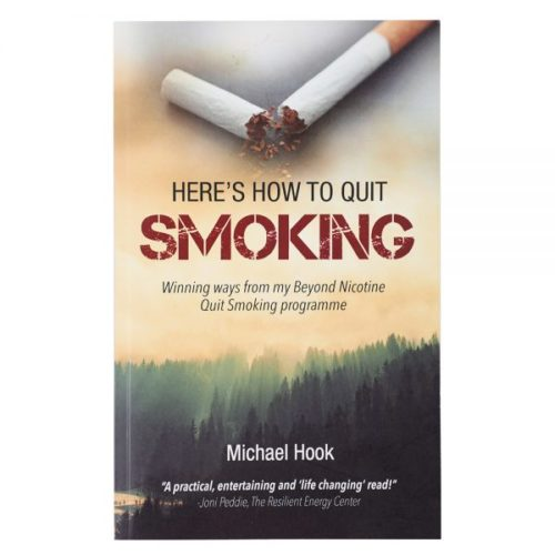 BOOK: Here's How to Quit Smoking